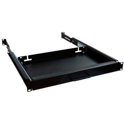 Tripp Lite SmartRack Keyboard Shelf, 25 lb. Capacity