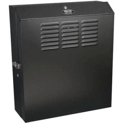 Tripp Lite 5U SmartRack Switch-Depth Vertical Wall-Mount Rack Enclosure Cabinet