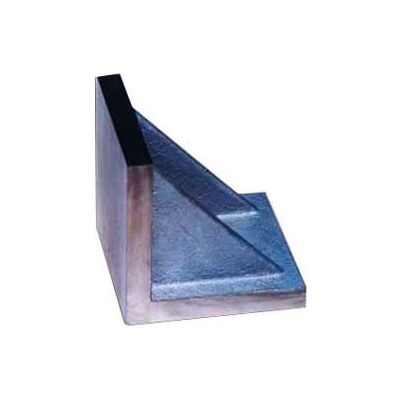 "Imported Plain Angle Plates- Ground Finish 4"" x 4"" x 4"""