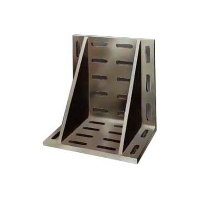 """Imported Giant Slotted Angle Plate - Machined Finish 16"""" x 12"""" x 9"""""""