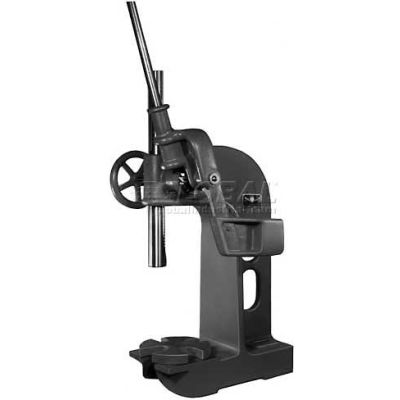 Model 5R / 5 Ton Imported Ratcheting Arbor Press