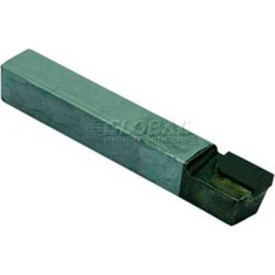 Import C-2 Grade Carbide Tipped Square Shoulder Turning Tool Bit AR-16 Style