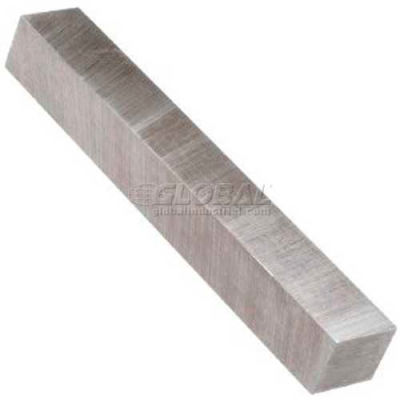"Import HSS Square Ground Tool Bit 1/4"" x 6"" OAL"