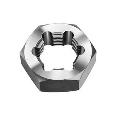 Made in USA Hex Re-Threading Die, 5/8-11, Carbon Steel