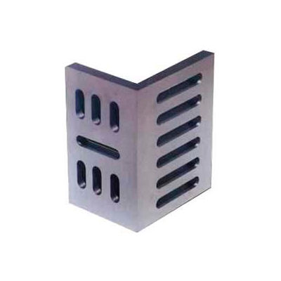 """Imported Slotted Angle Plates - Open End - Ground Finish 9"""" x 7"""" x 6"""""""