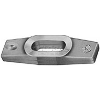 """Imported Plain (Heel) Clamp 8"""" OAL"""