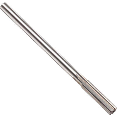 "Lavallee & Ide HSS Straight Flute Chucking Reamer - 0.1340"" Diameter"