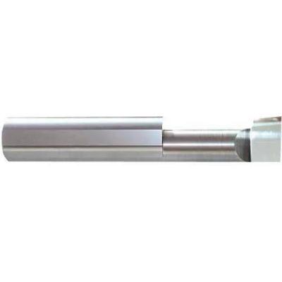 "Made in USA Micro Size Solid Carbide Boring Bar .060"" x 1/8"" Shank .150 Depth"