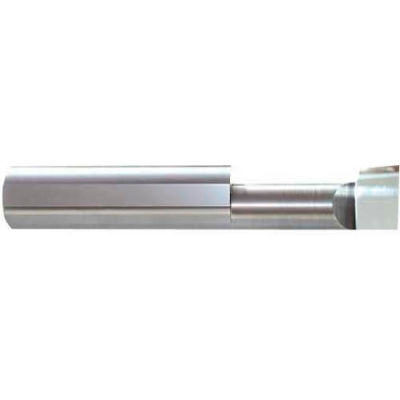 "APT-USA Micro-Range™ Adjustable Boring Bar Holder for TPGH Inserts 8-3/8"" O.A.L."