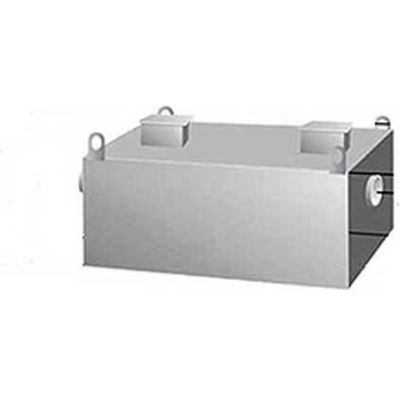 Rockford ROI-1500 - Oil Interceptor - 1500 Gallon Capacity - Steel