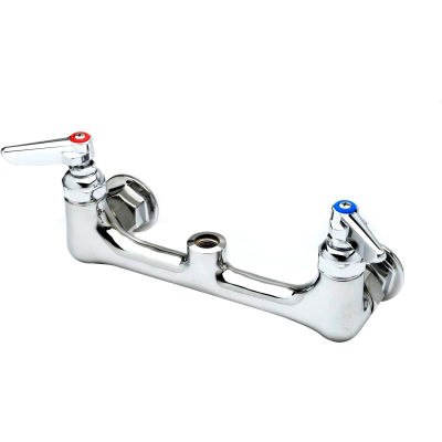T&S Brass 002832-40 Pre-Rinse Base Faucet, Wall Mount