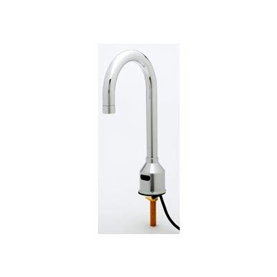 T&S® 5EF-1D-DG Equip Sensor Faucet, Deck Mount, Gooseneck, 2.2 GPM, Chrome