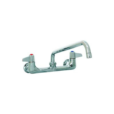 """Equip by T&S 5F-8WLX18 Wall Mount Faucet w/ 18"""" Swing Nozzle"""