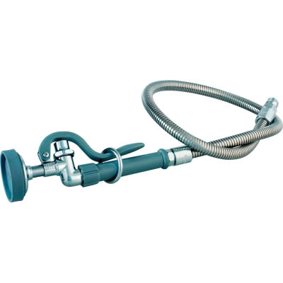 T&S Brass B-0100 Pre-Rinse Spray With Flexible Stainless Steel Hose