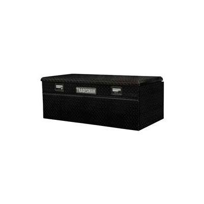 "60"" Aluminum Full Size Wide Flush Mount Truck Box - Black 79460WB"