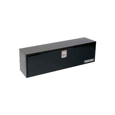 "60"" Steel Underbody Truck Box - Black 76260"
