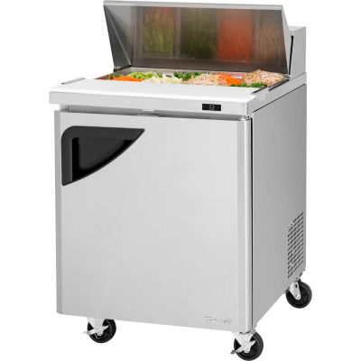 """Super Deluxe Series - Sandwich/Salad Table 27-1/2""""W - 1 Door"""