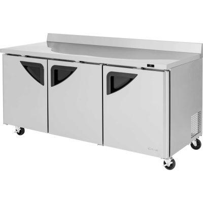 """Super Deluxe Series - Worktop Refrigerator 78-2/3""""W - 3 Door"""
