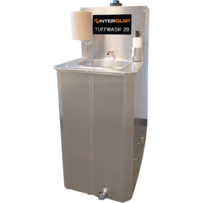 Tuff Wash 20 - Touchless Cold Water Hand Washing Station 5 Gallon - TW20-C
