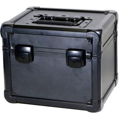 "TZ Case Executive Pistol Case TZEXC009-B - 10-1/4""L x 8-1/4""W x 7-7/8""H Black"