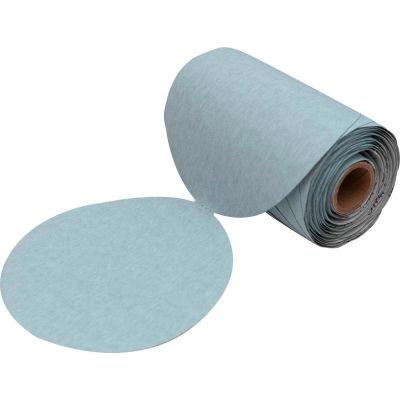 "United Abrasives - Sait 35314 6S Disc Roll 5"" Dia. 180 Grit Ceramic - Pkg Qty 400"