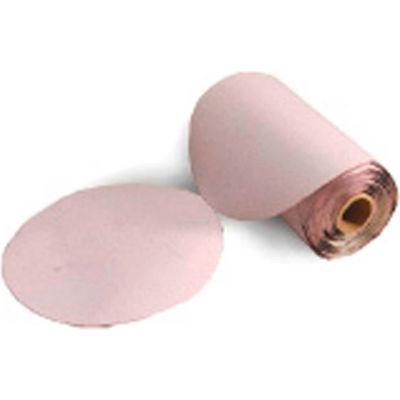 """United Abrasives - Sait 37807 4S Disc Roll 5"""" Dia. 280 Grit Aluminum Oxide - Pkg Qty 400"""