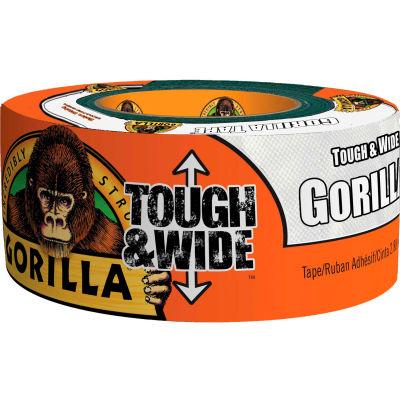 "Gorilla White Duct Tape, 2.88"" x 30 yd. - Pkg Qty 4"