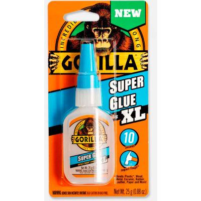 Gorilla Super Glue XL, 25 Grams - Pkg Qty 6