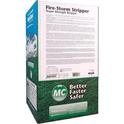 Multi-Clean® Firestorm Heavy Buildup Stripper - Lemon, 5 Gallon Box, 1 Box - 906935