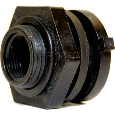 "Bulkhead Fitting 3/4"" 1073 for UltraTech Ultra-Spill Deck® Flexible Models"