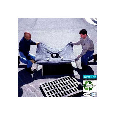 "UltraTech 9378 Ultra-Drain Guard®, Recycled Model, 48"" x 36"" x 18"""