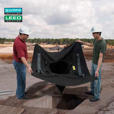 "UltraTech 9393 Ultra-Drain Guard®, High Capacity Model, 60"" x 60"""