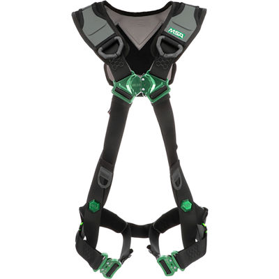 V-FLEX™ 10196069 Harness, Back D-Ring, Quick Connect Leg Straps, Standard
