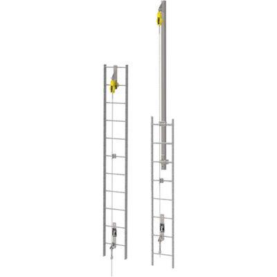 Latchways® 40' Vertical Ladder Lifeline Kit, w/ Extension Pole, 31902-00