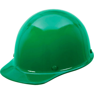 MSA Skullgard® Protective Cap With Staz-On Suspension, Standard, Green