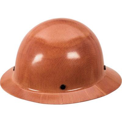 MSA Skullgard® Protective Hat With Staz-On Suspension, Standard, Natural Tan