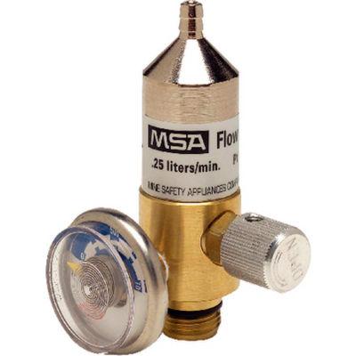 MSA Fixed Flow Regulator, Model RP, 0.25 LPM, 467895