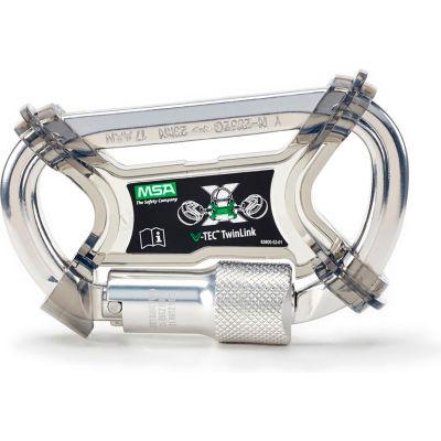 MSA V-Tec™ Twin-Link Connector For Mini PFL, 63900-04