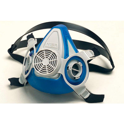 MSA Advantage® 200LS Half-Mask Respirator, Medium, 815692