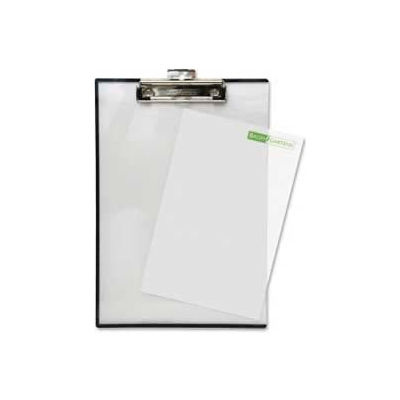 """Baumgartens® Quick Reference Clipboard, 9""""x 12"""", Clear"""