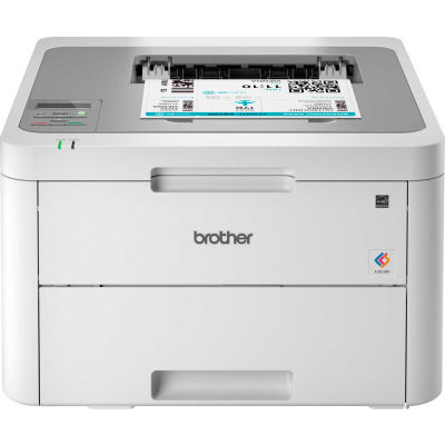 Brother® HLL3210CW Compact Digital Color Printer with Wireless