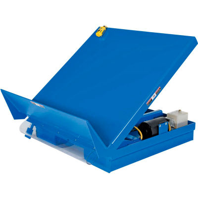 Uni-Tilt AC Powered with Fork Pockets 4000 Lb. Capacity UNI-P-4848-4