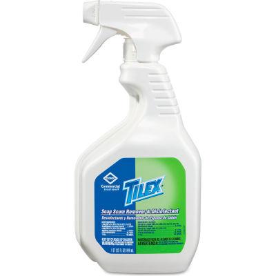 Tilex® Soap Scum Remover & Disinfectant, 32oz Trigger Bottle 1/Case - CLO35604EA