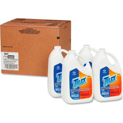 Tilex® Disinfects Instant Mildew Remover, Gallon Bottle 4/Case - COX35605