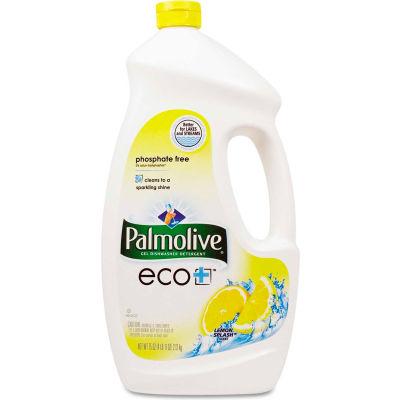Palmolive Automatic Dish Detergent Liquid, Lemon, 75 oz. Bottle - 42706