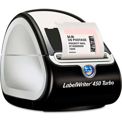 """Dymo® LabelWriter® 450 Turbo, 5"""" X 7-1/4"""" X 5-1/4"""""""