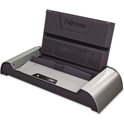 Fellowes® Helios Thermal Binding Machine, 600 Sheets, 21-4/5 x 11-3/4 x 9, Gray