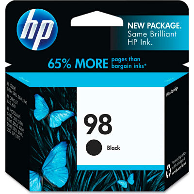 HP 98 Black Original Ink Cartridge