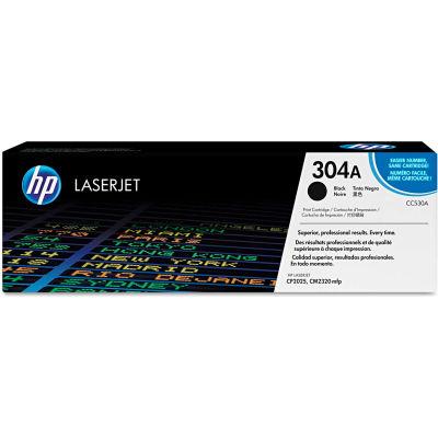 HP 304A Black Original LaserJet Toner Cartridge