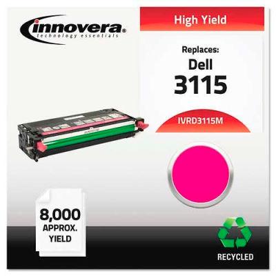 Innovera® D3115M High-Yield Toner Cartridge, 8000 Page Yield, Magenta
